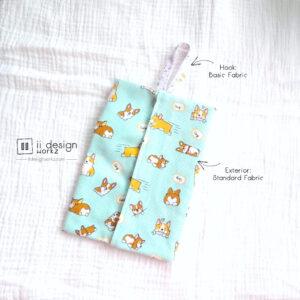 Tissue Holder Singapore | Tissue Pouch | Travel Tissue Holder | Pocket Tissue Holder 「 ii Design Workz 」