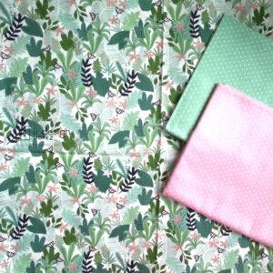 Cotton Fabric Singapore: Standard - Forest Theme Cotton Fabric「 ii Design Workz 」