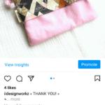 Customer Testimonial | Customer Review | Handmade Fabric Accessories | Singapore「 ii Design Workz 」